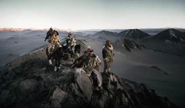 转载--真实记录蒙古国查腾族人的生活(图)