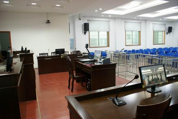 石家庄市中级法院无偿援助库尔勒垦区法院30