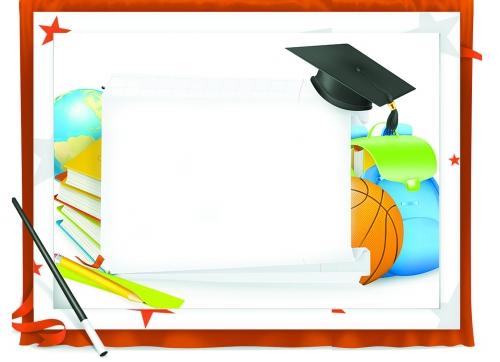 ppt 背景 背景图片 边框 模板 设计 相框 500_362