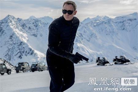 《007》曝第二支片场日志  导演披露邦德身世宿命