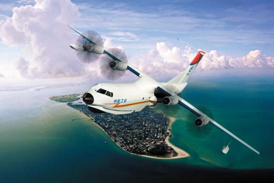 这款水陆两栖飞机的标准简称是ag600,其起飞重量53.