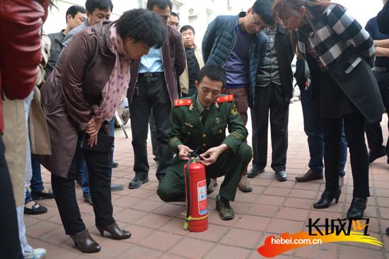 沧州市卫生系统开展消防安全宣传教育培训会