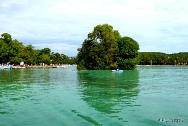欧洲最清澈的湖 - jianchun605 - 神马骑士
