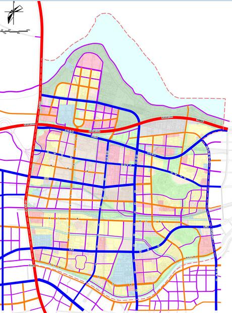 济南中心城12个片区规划出炉 广纳市民建议 附规划图