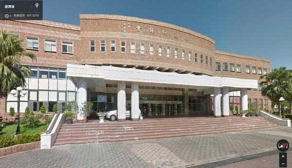 花莲县议会。(台媒翻摄自Google Map)