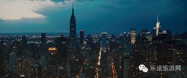 """财经  5,美国纽约——复仇者大厦 作为斯塔克工业的""""复仇者大厦""""所在"""