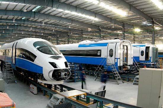 唐山轨道客车公司高速动车组试验线工程顺利开工