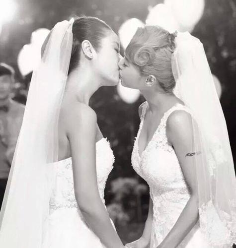 蔡依林与林心如接吻mv在新加坡被禁播(图)