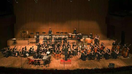 打击乐演奏家郝博办音乐会 展传统与多元主题