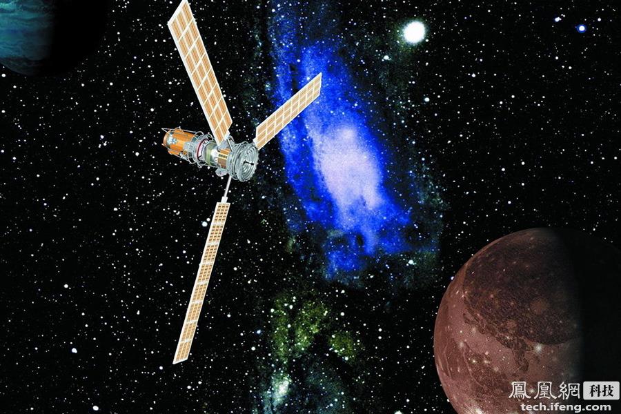"""传统的推进器虽然推力大,但持续时间短,航天器执行深空任务时,携带的燃料必须精打细算,即使全部用来加速,总共能够""""喷射""""的时间也只有数分钟而已,燃料一旦用完,就意味着飞行器无法调整航向、无法调整姿态,无法减速""""刹车""""……"""