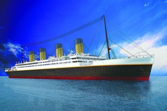 泰坦尼克号2017年 复活 新船票首发仪式在港举行图片
