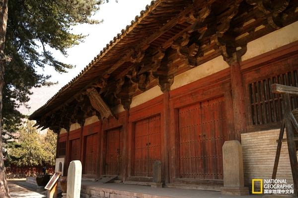 1937年6月开始的山西古建筑调查中,佛光寺的发现让梁思成和林徽因兴奋