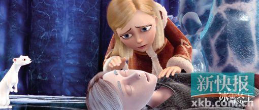 《冰雪女王》抄袭《冰雪奇缘》? 这个版本更接近原著精髓