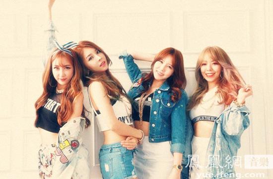 韩国最可爱的歌