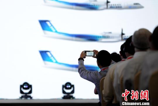 中国新舟700飞机获185架订单