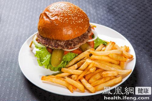 会上瘾 吃垃圾食品的6大坏处你该知道图片