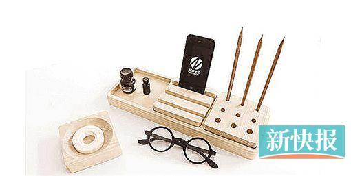 小小物件打造趣味办公室|实木|软木_凤凰资讯