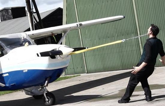 公斤小型飞机(图)