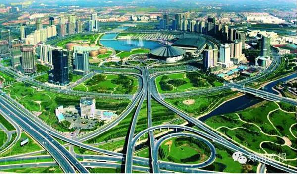 郑州2015年三次产业结构