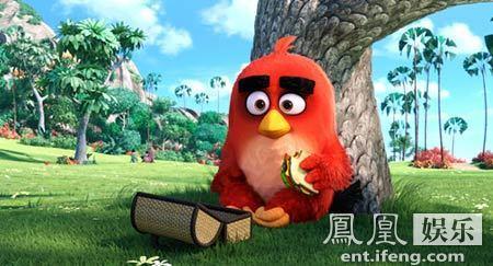 《愤怒的小鸟大电影》曝中国特制版预告 中国风