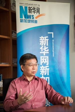 专家 新加坡是中国发展的 试验区 访新加坡国立大学李光耀公共政策学