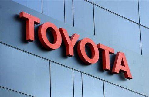 电动车窗缺陷或致起火 丰田召回逾60万辆汽车