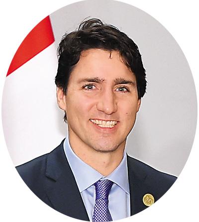 加拿大总统-习近平会见五国领导人