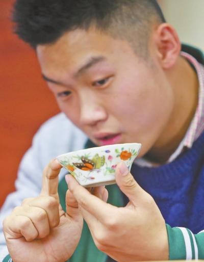 郑州高中v高中《摘自马未都》高中最年轻单场冠摘抄节目300字收藏有图片