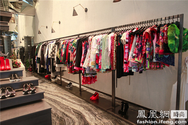 MEIMEI成都太古里旗舰店开业 聚集时尚品牌与最新