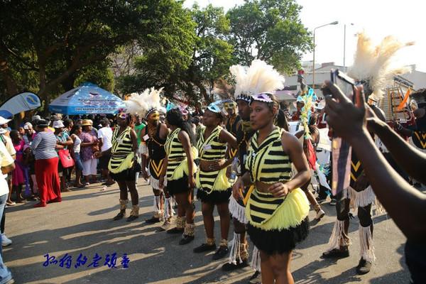 2015津巴布韦狂欢节游行之裸体巡游 - 风帆页页 - 风帆页页博客