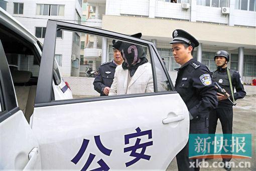 ■41岁的犯罪嫌疑人赖某某作案一个多月后即被警方抓获。