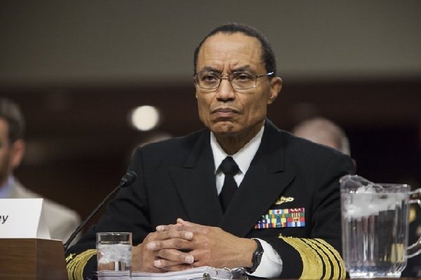美军上将黑尼。(图片来源:纽约时报)