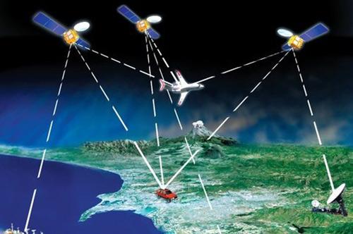 """""""北斗""""卫星导航系统等为代表的一大批科研成果,在国防和经济社会发展领域产生了重大效应。"""
