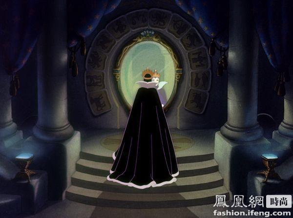 《白雪公主》毒皇后的魔镜-除了童话还有什么 10步带你看懂Dolce