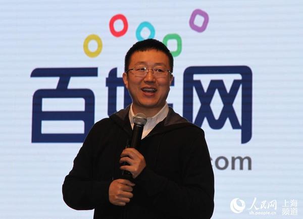 百姓网创始人兼CEO王建硕
