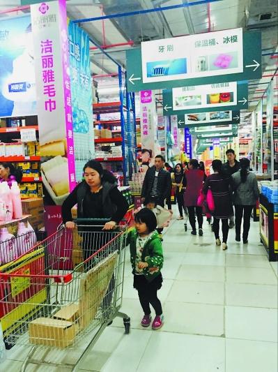 """寿宁""""超市军团""""闯出千亿产业"""