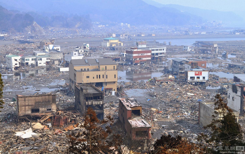 日本发生大地震的地点位于图