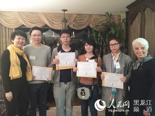 哈尔滨工业大学郭海欣-哈工大学子获国际学生设计大赛团队组冠军