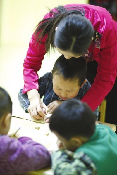 自闭症儿童的家庭康复 深圳自闭症康复机构 - 点击图片进入下一页