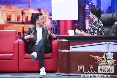 """[明星爆料]佟大为遭金星谑称""""心机boy"""" 自曝曾救轻生女孩"""