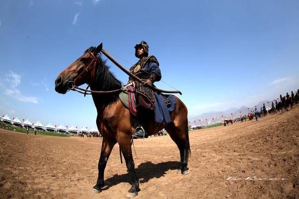 那达慕 扣人心弦的马战!俊逸的奔马蒙古族男人的剽悍!