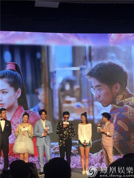 【星娱TV】刘循子墨再登大荧幕 能导会演才是王道