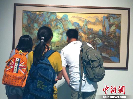 萧海春 当代水墨画传承需具中华传统文化根基
