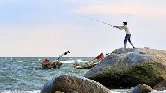 第六届象山国际海钓节今日开钓(图)