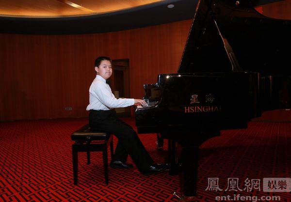 """第14届""""星海杯""""全国少年儿童钢琴比赛即将开始"""