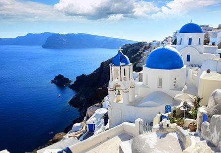 让世界各地的游客来告诉你,是什么让他们喜欢上希腊!