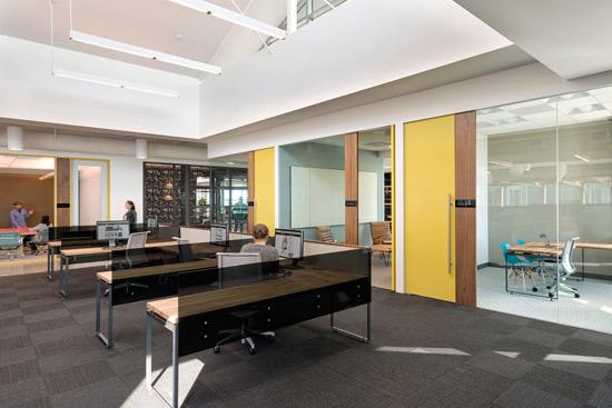 灵感大本营 创意公司开放式办公室图片