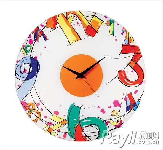 钟表矢量图素材