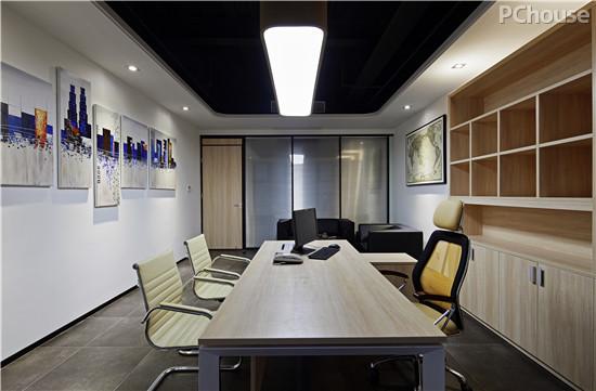 为空间素描 1300平办公空间设计