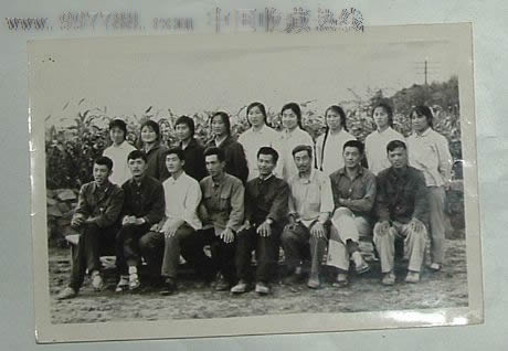 教师节看有关教师的老照片图片